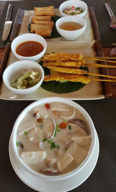 Leckere thailändische Küche