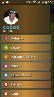 BBM MOD COLOR Disco Mix Terbaru v3.3.0.16 APK