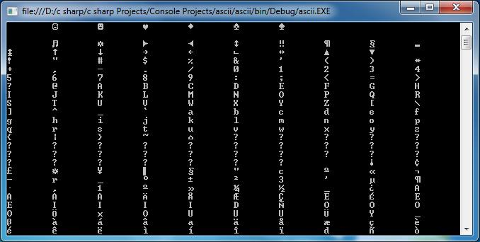 EBCDIC to ASCII file conversion