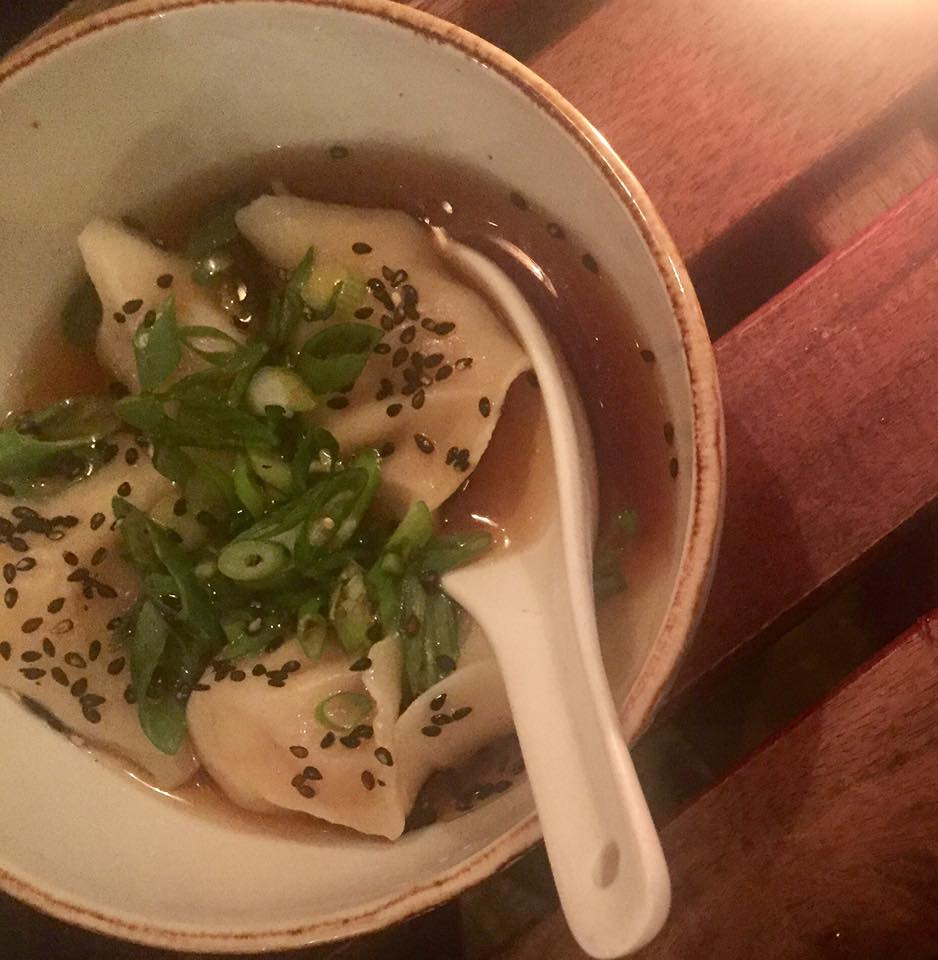 Omni Cafe - Asian Tapas in Monkseaton near Whitley Bay | A Menu Review - steamed portk dumplings with sesame and soy