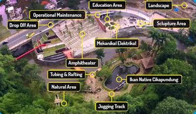 Gambar Area Sejarah Teras Cikapundung BBWS Bandung