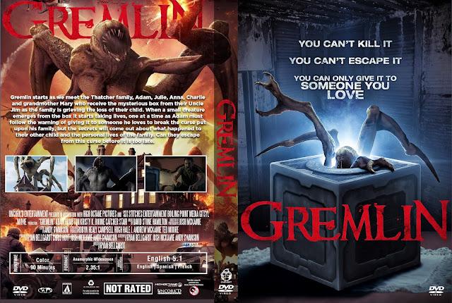 Gremlin DVD Cover
