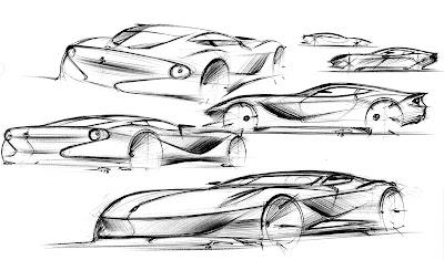 Jaguar With Corvette Engine