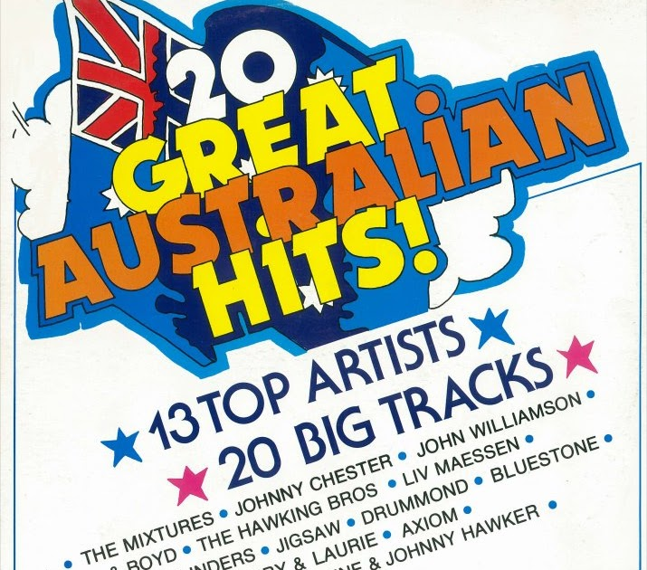 Rock On Vinyl Various Artists 20 Great Australian Hits