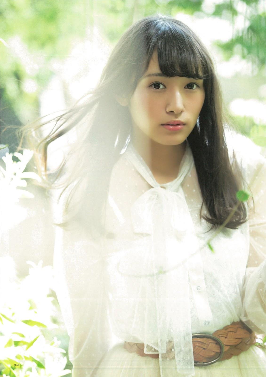 Watanabe Rika 渡辺梨加 Keyakizaka46, BRODY 2016.10.22(ブロディ 2016年12月号)