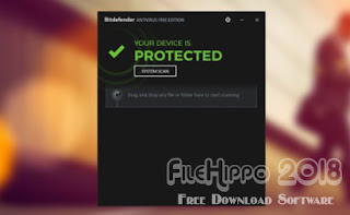 BitDefender Free Edition 2018 Download Latest