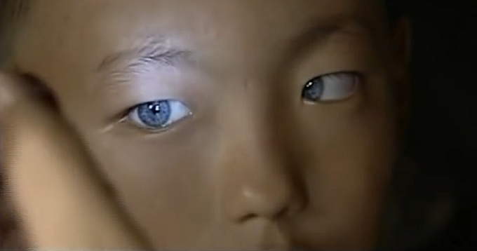 Child New Human Species China