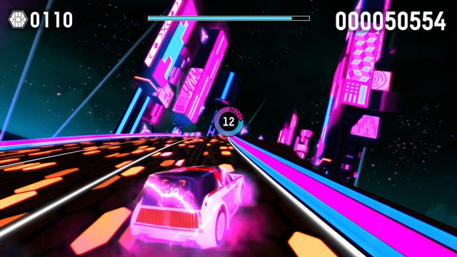 Riff Racer Race Your Music PC Full Español