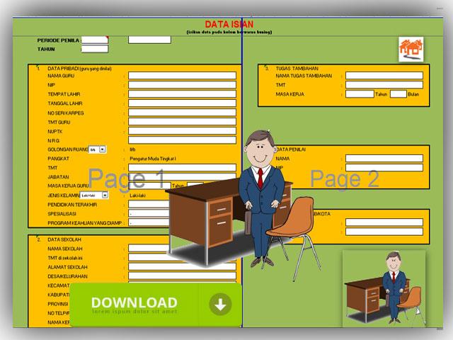 Aplikasi Penilaian Kinerja ( PK ) Guru Semua Golongan