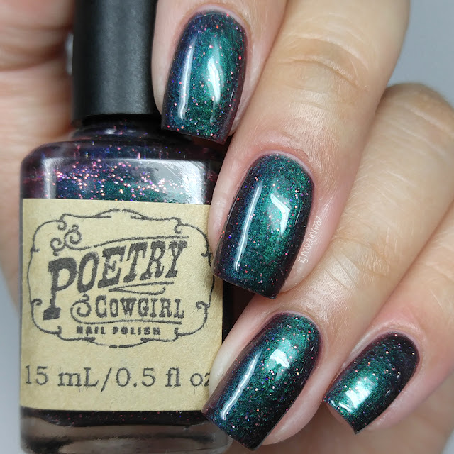 Poetry Cowgirl Nail Polish - Faerie Whispers