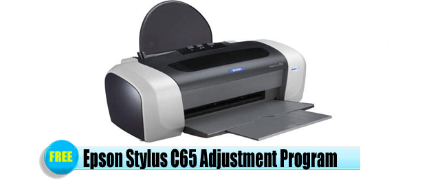 Epson Stylus C65 Adjustment Program