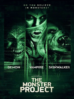 The Monster Project (2017) Movie 720p WEB-DL 700mb