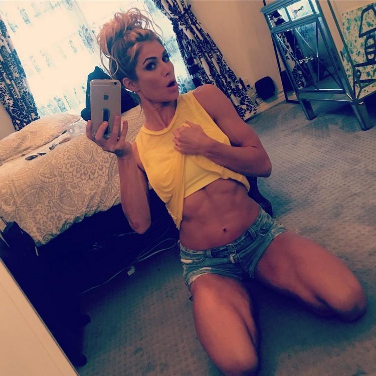 Torrie Wilson Fitness Model WWE 0010