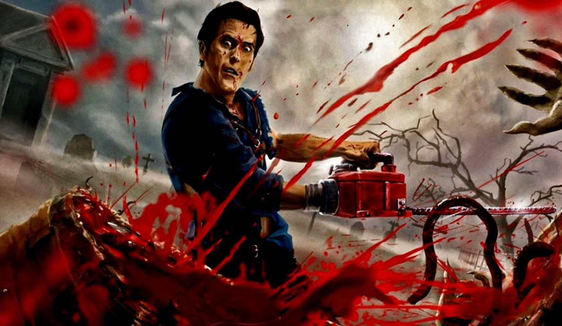 Evil Dead Wallpaper Wallpapers Every Day