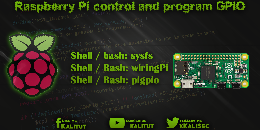 Raspberry Pi Wiringpi Php Tutorial - Meta Wiring Diagrams on