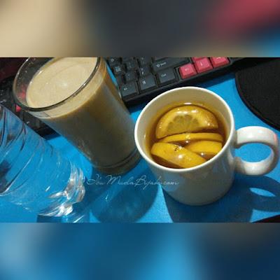Manfaat Air Rebusan Lemon Untuk Menurunkan Berat Badan