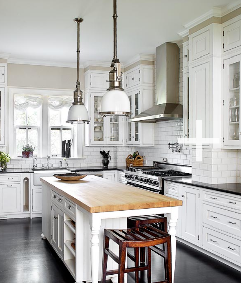 Abby Manchesky Interiors: A Solution For Your Kitchen