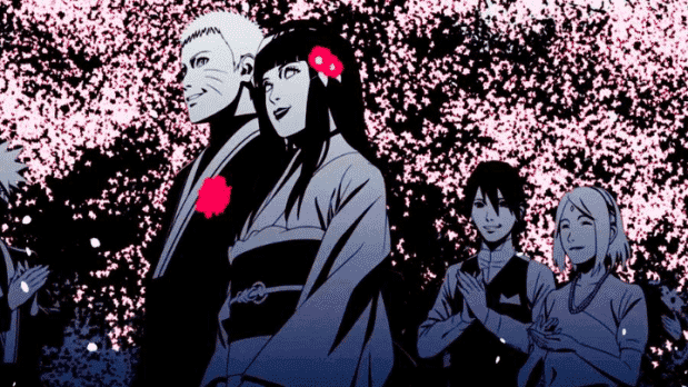 The Last: Naruto The Movie - Daftar Anime Romance Ending Menikah
