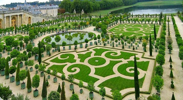 French Garden Style picture