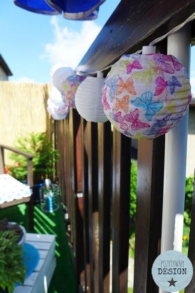 Pozytywny design: letnie historie   metamorfoza balkonu i ...