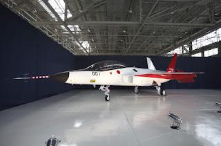Mitsubishi X-2 Shinshin