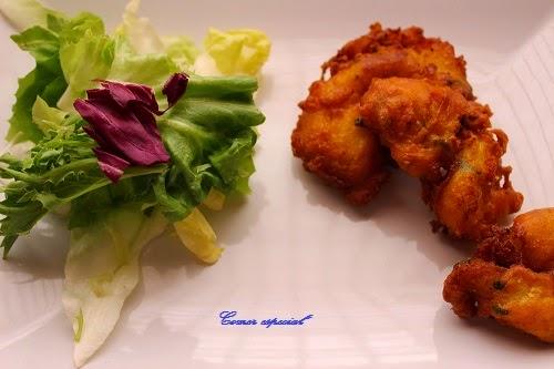 churros de pescado, pescado frito pescados que enamoran