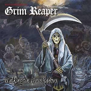 """Το βίντεο των Steve Grimmett's Grim Reaper για το τραγούδι """"Walking in the Shadows"""" από τον ομότιτλο δίσκο"""