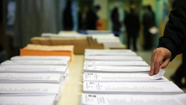 Το εκλογικό σύστημα