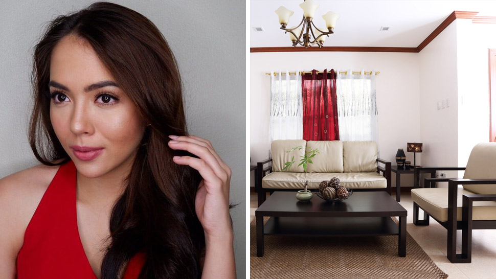 Just like many of us, a house is also a must-have for many celebrities. One of these celebrities is the actress Julia Montes who already knows at a young age where to invest her hard-earned money from show business! According to the actress, she found this property in Antipolo way back in 2012!  For the actress, this is the perfect house from around 10 properties she's looking at that time.  Aside from meeting her budget allocation in buying a house, this two-story home gets an approval from her family members. Check the following pictures taken from the house of the actress and be inspired to design your own home like a celebrity!