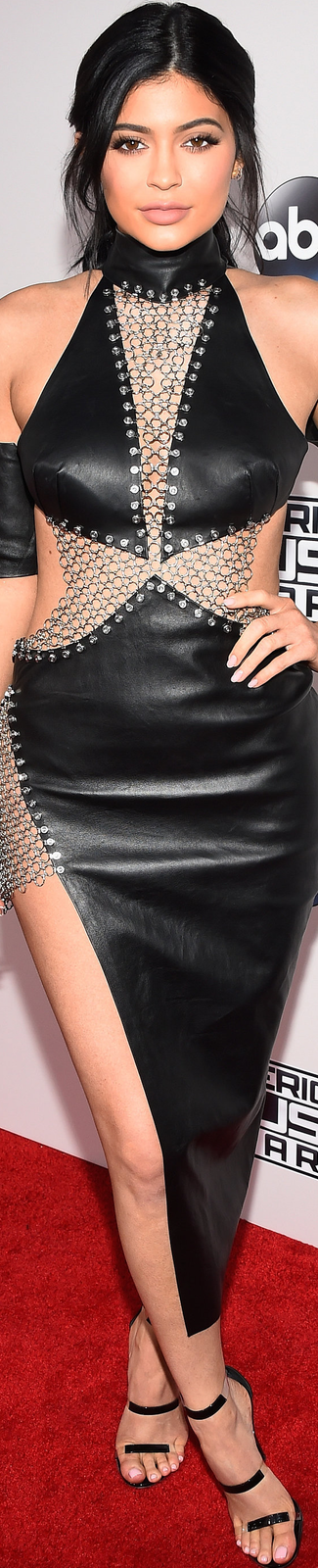 Kylie Jenner 2015 American Music Awards