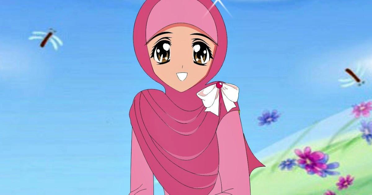 20 Gambar Animasi Bergerak Lucu Islam Ktawacom Ayo Ketawa