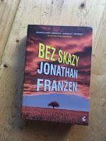 """""""Bez skazy"""" Jonathan Franzen, fot. paratexterka ©"""