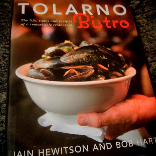 Tolarno Bistro - a book by Iain Hewitson and Bob Hart