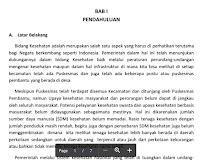 Contoh 2 Makalah Kader Kesehatan Gigi Dan Mulut Pdf Download Gratis