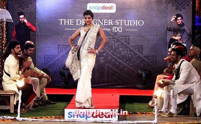 Sonali Raut, Bigg Boss 8 Contestants Fashion Report - Who's has best fashion sense?