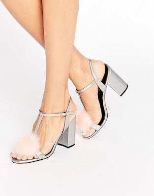 coleccion de calzado de plataforma