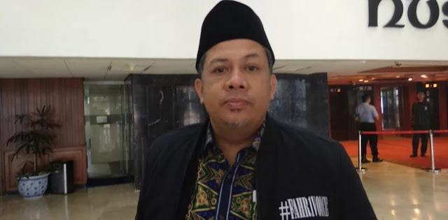 Fahri Hamzah: Hati-Hati KPU, Kalian Penyelenggara Pemilu