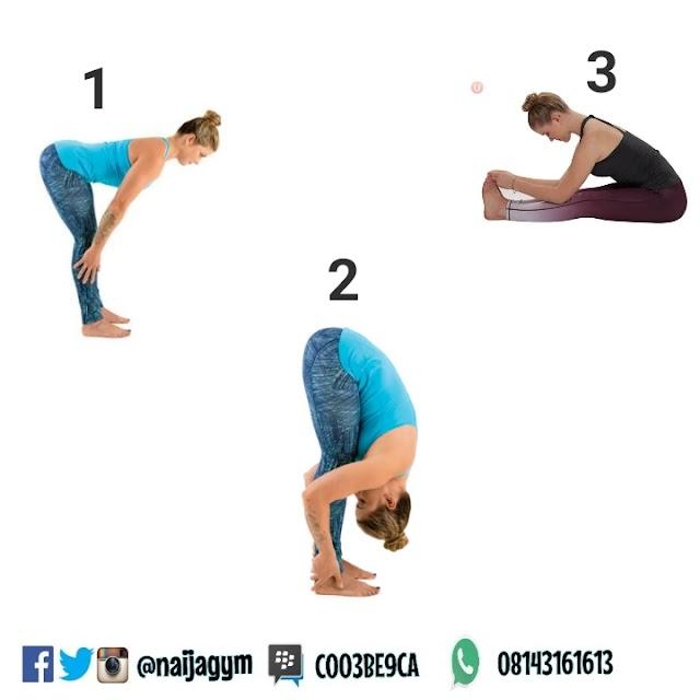 Sunday 16/06 Yoga plan