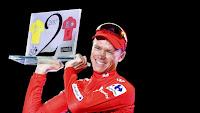 CICLISMO EN RUTA (Vuelta España 2017) - Chris Froome consigue su tan deseada primera Vuelta en la despedida de Contador