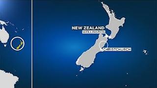 Terramoto de 7.4 de magnitude atinge Nova Zelândia (EuroNews-PT)