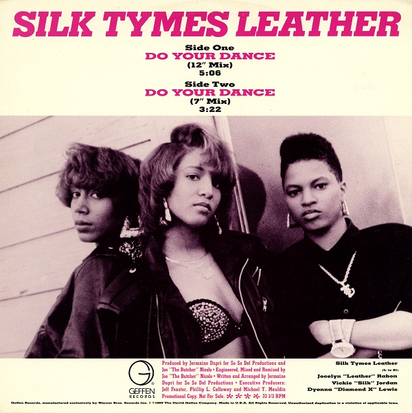 Rare And Obscure Music Silk Tymes Leather