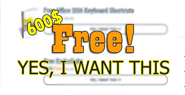 عرض محدود: إليك قائمة بـ21 برنامج بثمن يزيد عن 600 دولار بالمجان (برامج الحماية، الإختراق، ألعاب)