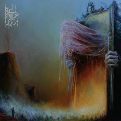 The 10 Best Album Cover Artworks of 2017: 07. Bell Witch - Mirror Reaper