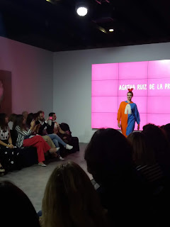 Desfile fashion week