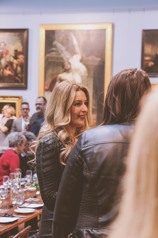 Goldfields Girl at Restaurant Ballarat at the Art Gallery of Ballarat presented by Broadsheet Melbourne
