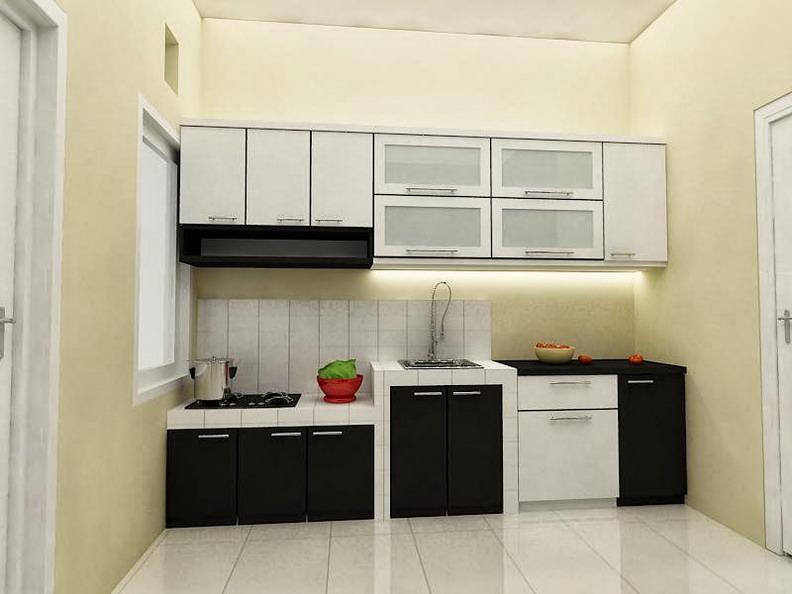 48 Desain Dapur Sempit Namun Tetap Terlihat Cantik Dan Elegan