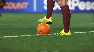 PES 2019 Balls Adidas Fevernova 2002 Winter