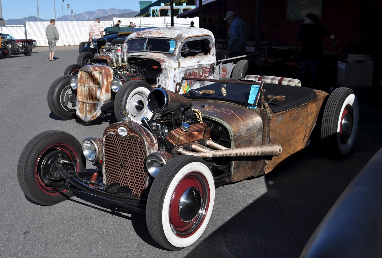 rat rod cars best - photo #1