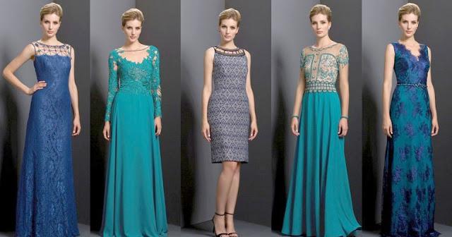 Вечерние платья зеленого и изумрудного цвета