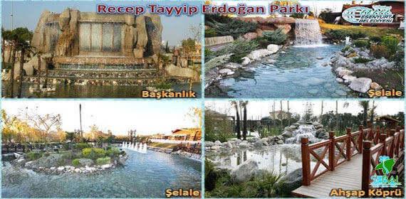 Esenyurt belediye parkı